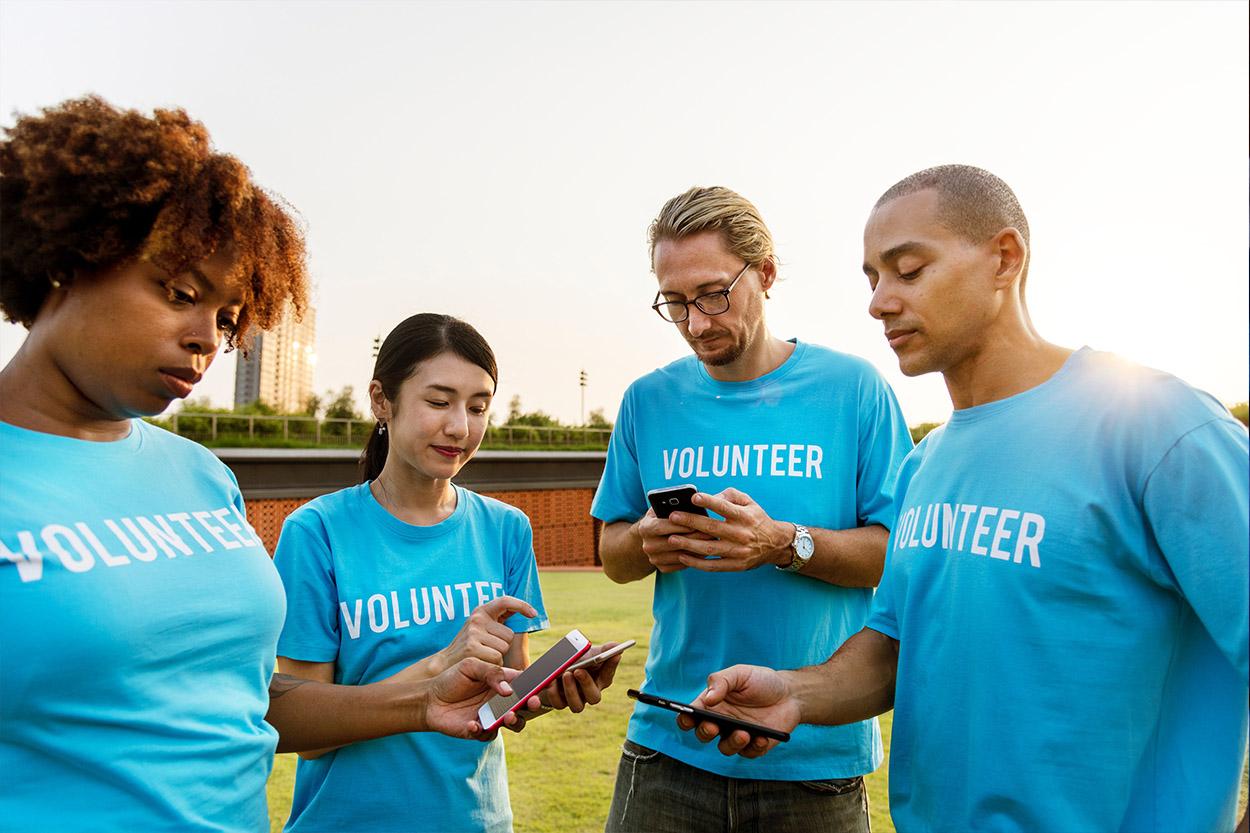 BCPF Volunteers